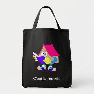 LaのRentrée desのクラス トートバッグ