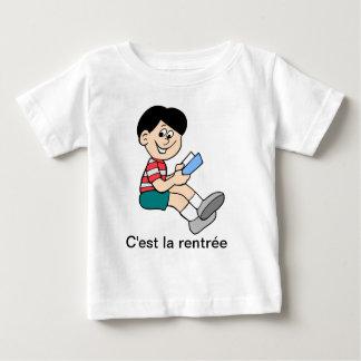 Laのrentree desのクラス ベビーTシャツ