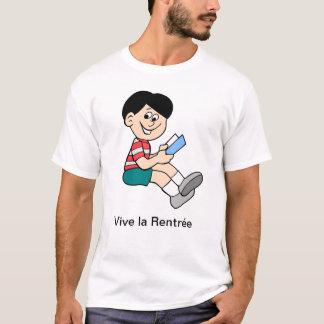 Laのrentree desのクラス tシャツ
