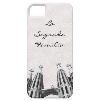 LaのSagrada FamiliaのiPhoneの場合 iPhone SE/5/5s ケース