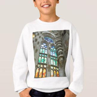 LaのSagrada Familia教会 スウェットシャツ