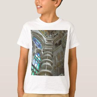 LaのSagrada Familia教会 Tシャツ