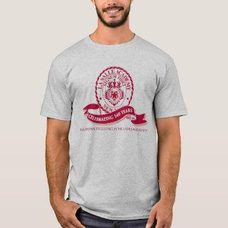 LaのSalleアカデミーのヘビー級選手のTシャツ Tシャツ