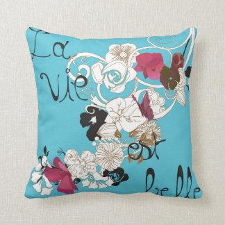 Laは米国東部標準時刻の美女のアメリカ人のMoJoの枕を竸います クッション