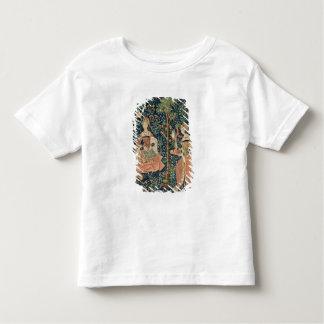 LaはSeigneurialeを竸います: 刺繍、c.1500 トドラーTシャツ