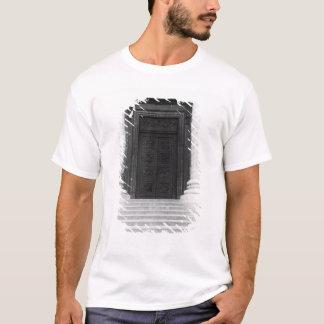 Laマドリンのドアの眺め Tシャツ