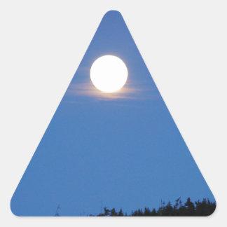 Laルナ 三角形シール