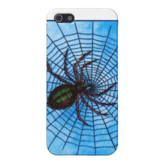 La Aranaくも iPhone SE/5/5sケース