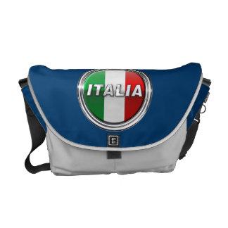 La Bandiera -イタリアンな旗 メッセンジャーバッグ