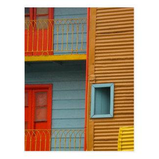 La Boca、ブエノスアイレスAires - 2 ポストカード