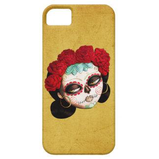 La Catrina - Dia de Los Muertos Girl iPhone SE/5/5s ケース