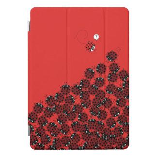 La Coccinelle -混雑させた場所 iPad Proカバー