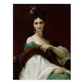 La Comtesse de Keller 1873年 ポストカード