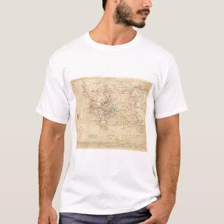 La Greceとpartie de l'Asie Mineure、av JC 1190年 Tシャツ