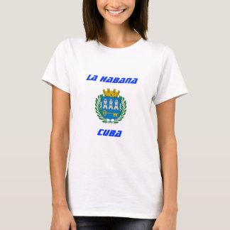 La Habana、キューバ、ハバナ、キューバ Tシャツ