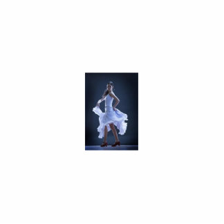 LA MARIPOSAの熱いフラメンコの踊りのフォトスカルプチャー フォトスカルプチャー