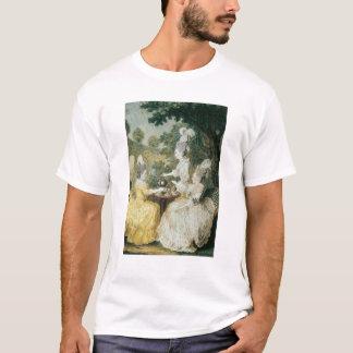 La Marquise de Montesson Tシャツ