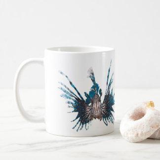 La Monde -ミノカサゴのマグ コーヒーマグカップ