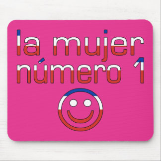 La Mujer Número 1 -チリ人の第1妻 マウスパッド
