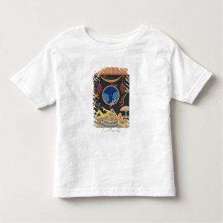 La Paresse 1924年(pochoirのプリント) トドラーTシャツ