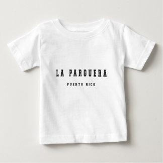 La Pargueraプエルトリコ ベビーTシャツ