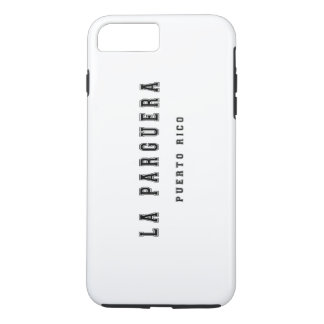 La Pargueraプエルトリコ iPhone 8 Plus/7 Plusケース