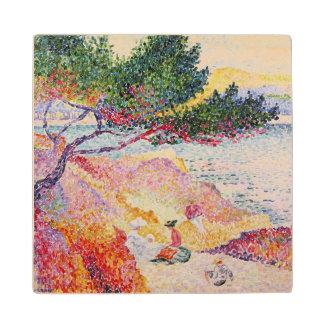 La Plage de聖者Clair 1906-07年 ウッドコースター