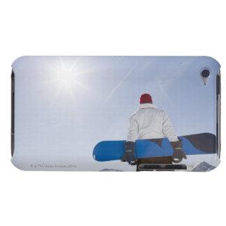 La Plagneのフランスのなアルプス、フランス Case-Mate iPod Touch ケース