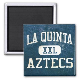 La Quintaのアズテック人の運動競技 マグネット