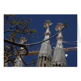 La Sagrada Família カード