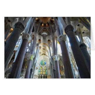 La Sagrada Familia カード