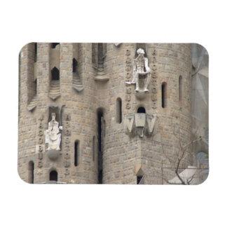 La Sagrada Família、バルセロナ マグネット