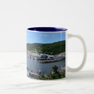 La Scie、ニューファウンドランド ツートーンマグカップ