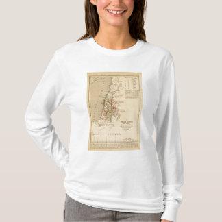 La Terre Sainte sous Salomon Tシャツ