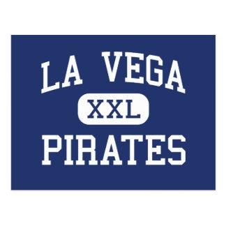La Vega -海賊-後輩- Wacoテキサス州 ポストカード