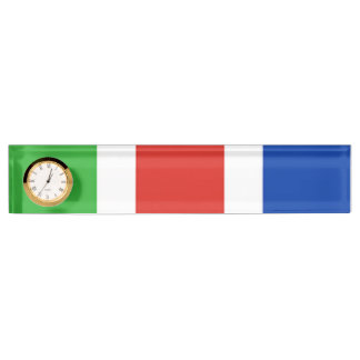 Laarbeekの旗 デスクネームプレート