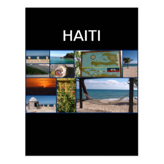 Labadee、ハイチ ポストカード