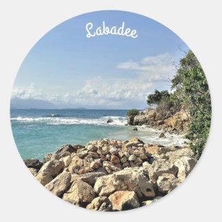Labadieの海景第2カスタム ラウンドシール