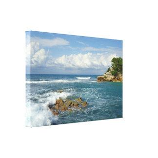 Labadieの海景 キャンバスプリント