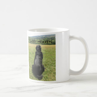 LABBYの天国 コーヒーマグカップ