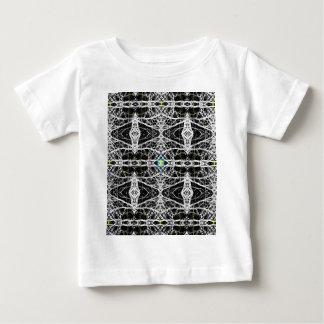 Labyrnthianパターン ベビーTシャツ