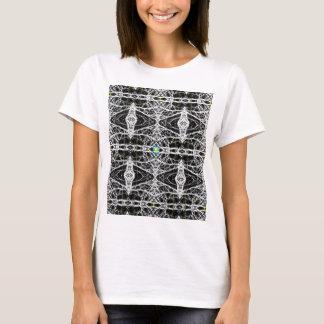 Labyrnthianパターン Tシャツ