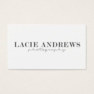 Lacieアンドリュースのためのカスタムな名刺 名刺