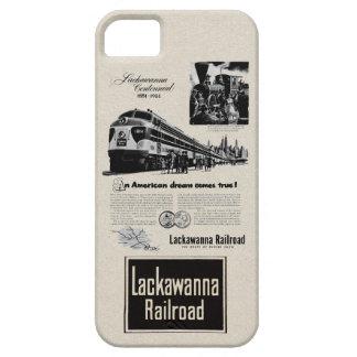 Lackawannaの鉄道百年祭1951年 iPhone SE/5/5s ケース
