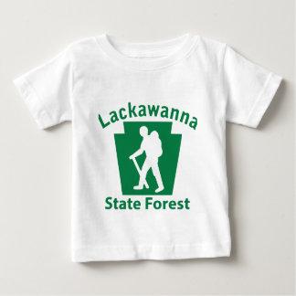 Lackawanna SFのハイキング(男性) ベビーTシャツ