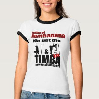LadiesofRumbanana Tシャツ