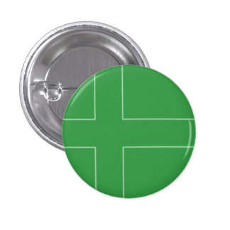 Ladoniaの旗ボタン 3.2cm 丸型バッジ