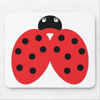 ladybeetleアイコン マウスパッド