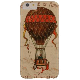 L'Aeroクラブdeフランス熱気の気球 Barely There iPhone 6 Plus ケース