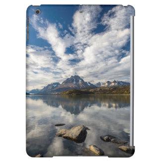 Lagoの灰色。 コルディエラdel Paine 1 iPad Airケース